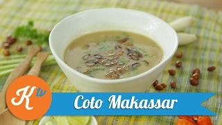 Resep Coto Makasar | MARTIN NATADIPRAJA