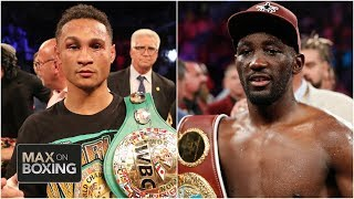 Regis Prograis wants to fight Terence Crawford, Errol Spence Jr. and Manny Pacquiao | Max on Boxing