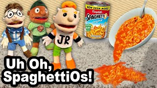 SML Movie: Uh Oh, SpaghettiOs!