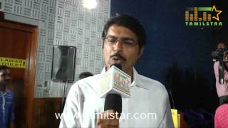 Subbu Panchu  At Narathar Movie Audio Launch