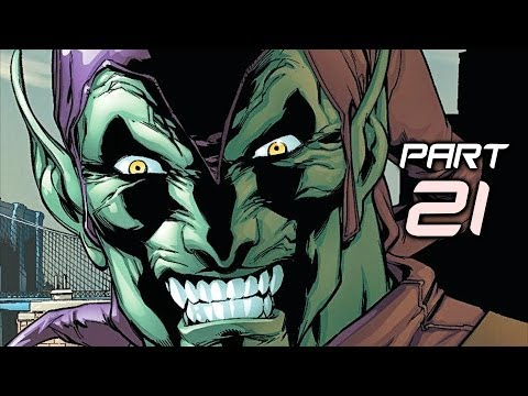The Amazing Spider Man 2 Game Gameplay Walkthrough Part 21 - Goblin Boss (Video Game)
