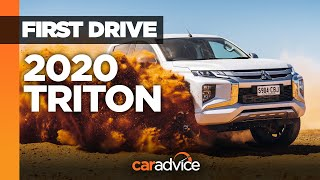2020 Mitsubishi Triton review | Ute review | CarAdvice