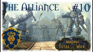M2TW: Warcraft Total War Mod ~ Alliance Campaign Part 10, Troubling Times