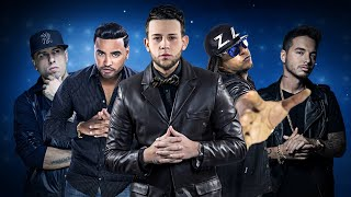 Messiah - Tu Protagonista ft. Nicky Jam, J Balvin, Zion y Lennox (Remix) [Lyric Video]
