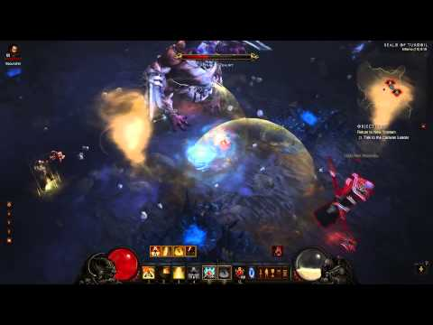 Monk Solo All Infernal Machine Boss MP10 HD by kobrakai#6376