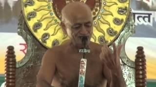 विद्यासागर महाराज के विदिशा में प्रवचन (3-8-2014) | Disc - 1, Part - 3