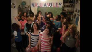 Watch Malu  Lily Get Up video