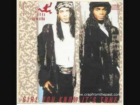 Blame It On The Rain-Milli Vanilli