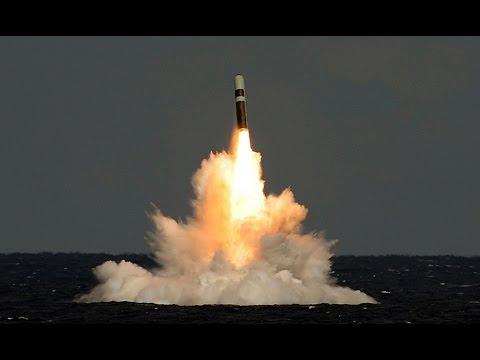 Великобритания готова нанести превентивный ядерный удар!