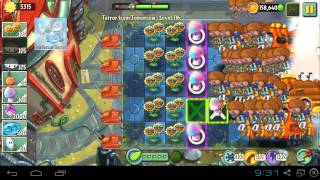 Terror From Tomorrow Level 116 I want to Fly Dark Ages Plants  Plants vs Zombies 2