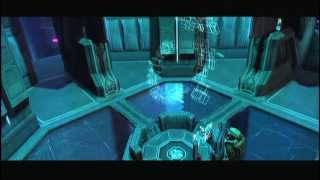 Halo Anniversary Mission 4 Part 2 The Silent Cartographer HD [BUP]
