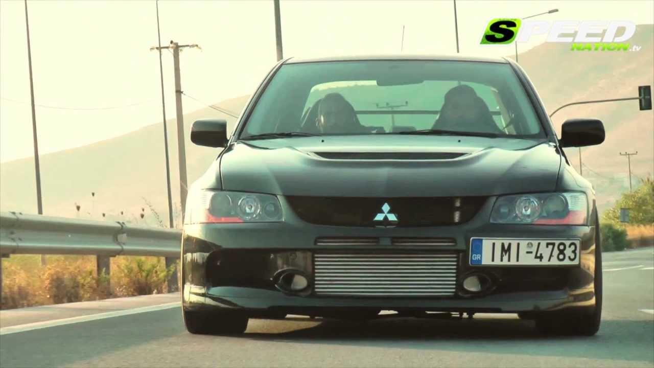 Mitsubishi Evo 11 Specs >> Mitsubishi Lancer Evo IX MR 870+Ps@11.000rpm (Boost 14psi) - YouTube