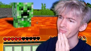 Albert's new MINECRAFT adventure...