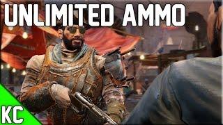 Fallout 4 Unlimited Ammo Glitch