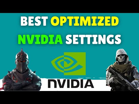 Best Nvidia Control Panel Settings For Optimal Performance ( Comprehensive GUIDE 2021 )