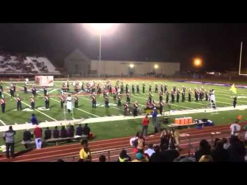 West Memphis High School Marching Band 2013