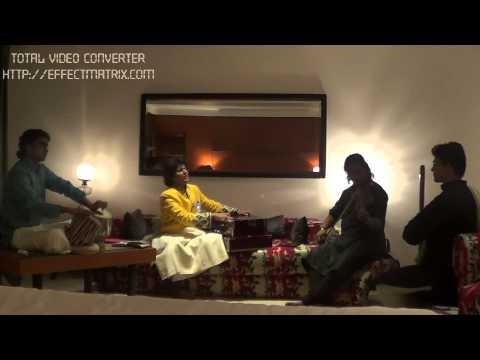 Ranjeet Rajwada Ghazal Tere Khayal Se....  Live video
