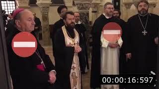 Иллариона Алфеева наПОКОЙ.:(( как недостойного, звания епископа, русской православной Церкви