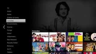 New Netflix Menu Search For Roku