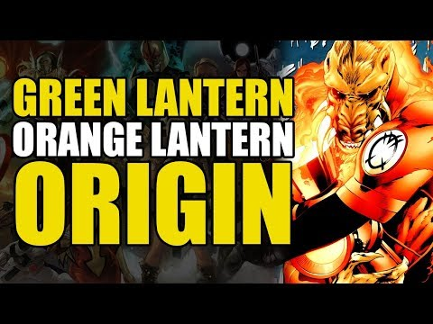 Origin of The Orange Lantern (Green Lantern: Agent Orange) thumbnail
