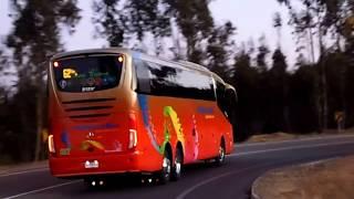 Pullman Vip - Presentacion bus 287 - Transportes Villarroel  - Pullman Bus