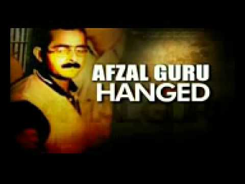 Afzal Guru hanged : Activists protest 40 injured