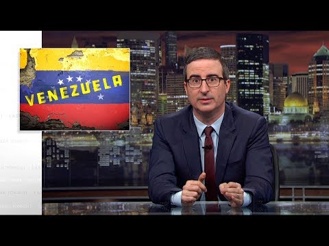 Venezuela: Last Week Tonight with John Oliver (HBO) | venezuela