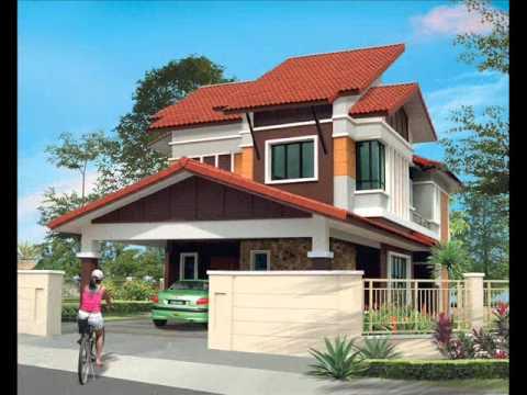 Gambar2 Rumah Banglo Contoh Pelan Rumah Banglo 2