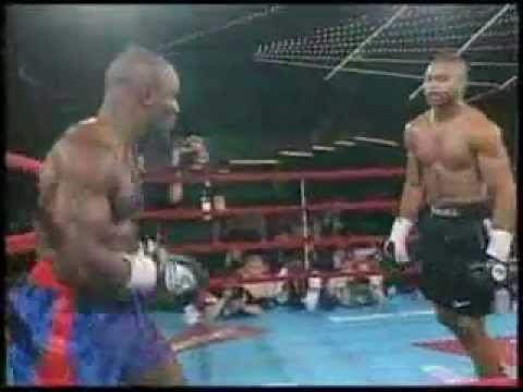 Roy Jones Jr. Highlight by RVR Video