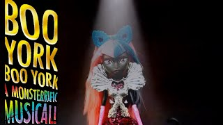 Catty Noir - Search Inside (A Monster High Stop Motion) DOLL PARODY
