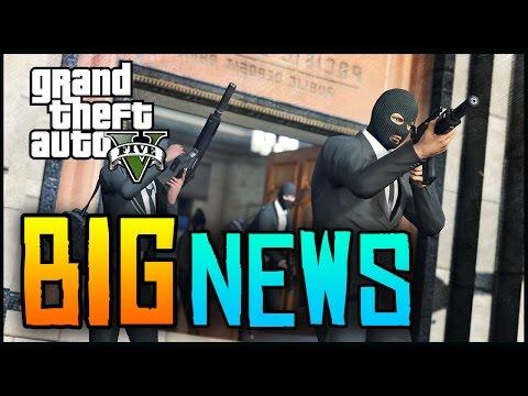 GTA 5 News - NO MORE HEISTS & Single Player DLC Avoided! (GTA 5 Online)