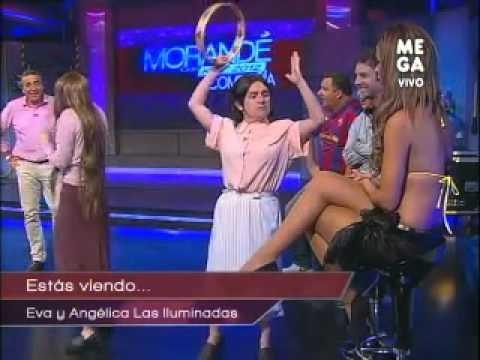 MCC: Eva y Angélica, Las iluminadas