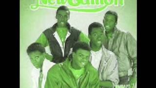 Watch New Edition Delicious video