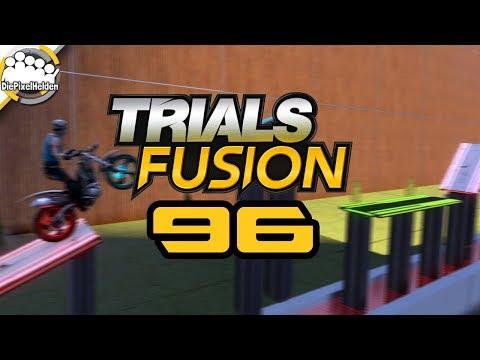 TRIALS FUSION #96 - Ninja Map für Superanfänger - Let's Play Trials Fusion
