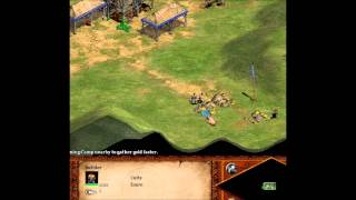 Age Of Empires All Villager Gold2