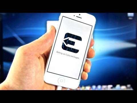 Evasi0n 6.1 Untethered Jailbreak iPhone 5/4S/4/3Gs iPod 5G/4G & iPad 4/3/2 Mini - iOS 6 OFFICIAL!