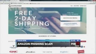 Simply Money: Alert! Amazon phishing scam