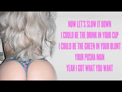 Lady Gaga - Do What U Want Feat. R. Kelly (lyric Video) video