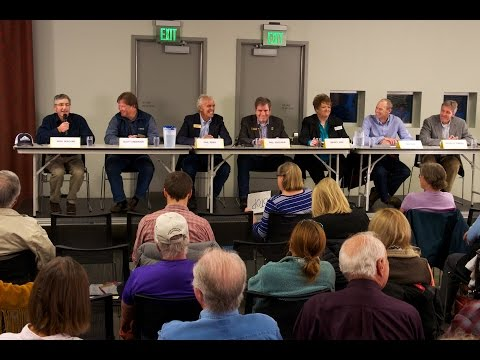 Teton County Commissioner Candidates