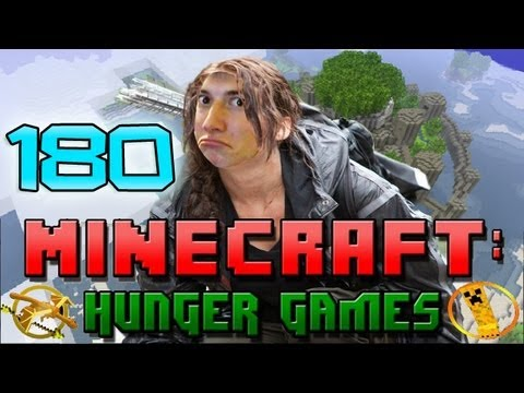 Minecraft: Hunger Games w/Mitch! Game 180 - MASSIVE TEAM FIGHT!