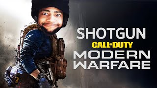 DAEQUAN SHOTGUNS | CALL OF DUTY MODERN WARFARE BETA