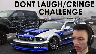 TRY NOT TO LAUGH/CRINGE CHALLENGE (Petrolheads Version) #4