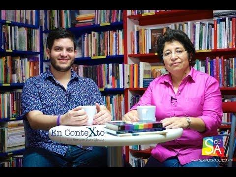 Voces en tinta 5 años #enConteXto con Enrique Torre Molina para Servicio De Agencia