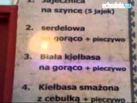 Bar PRL W Radomiu