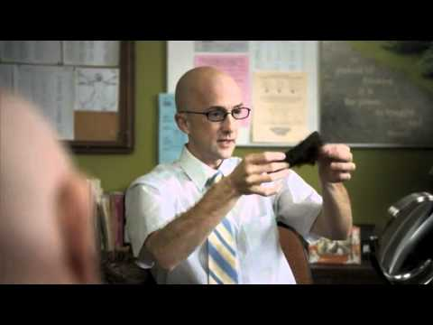 Dean Pelton's Office Hours - Hair Piece