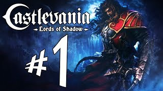 Castlevania Lords of Shadow - Parte 1: Gabriel Belmont!!! [ PC - Playthrough ]
