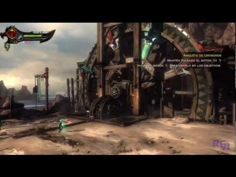 God of War: Ascension    Puzzle del Molino