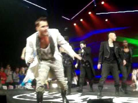 Shawn Desman at We Day Waterloo 2011! :D