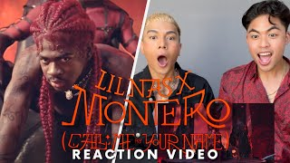 Download lagu LIL NAS X - MONTERO (CALL ME BY YOUR NAME) REACTION 😇😈