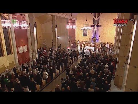 Konsekracja Ołtarza I Kościoła Parafii Pw. Bł. Michała Kozala W Bydgoszczy